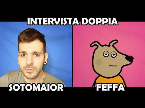 INTERVISTA DOPPIA - SOTOMAIOR & FEFFA LA CAGNA | SPECIALE 200.000 ISCRITTI