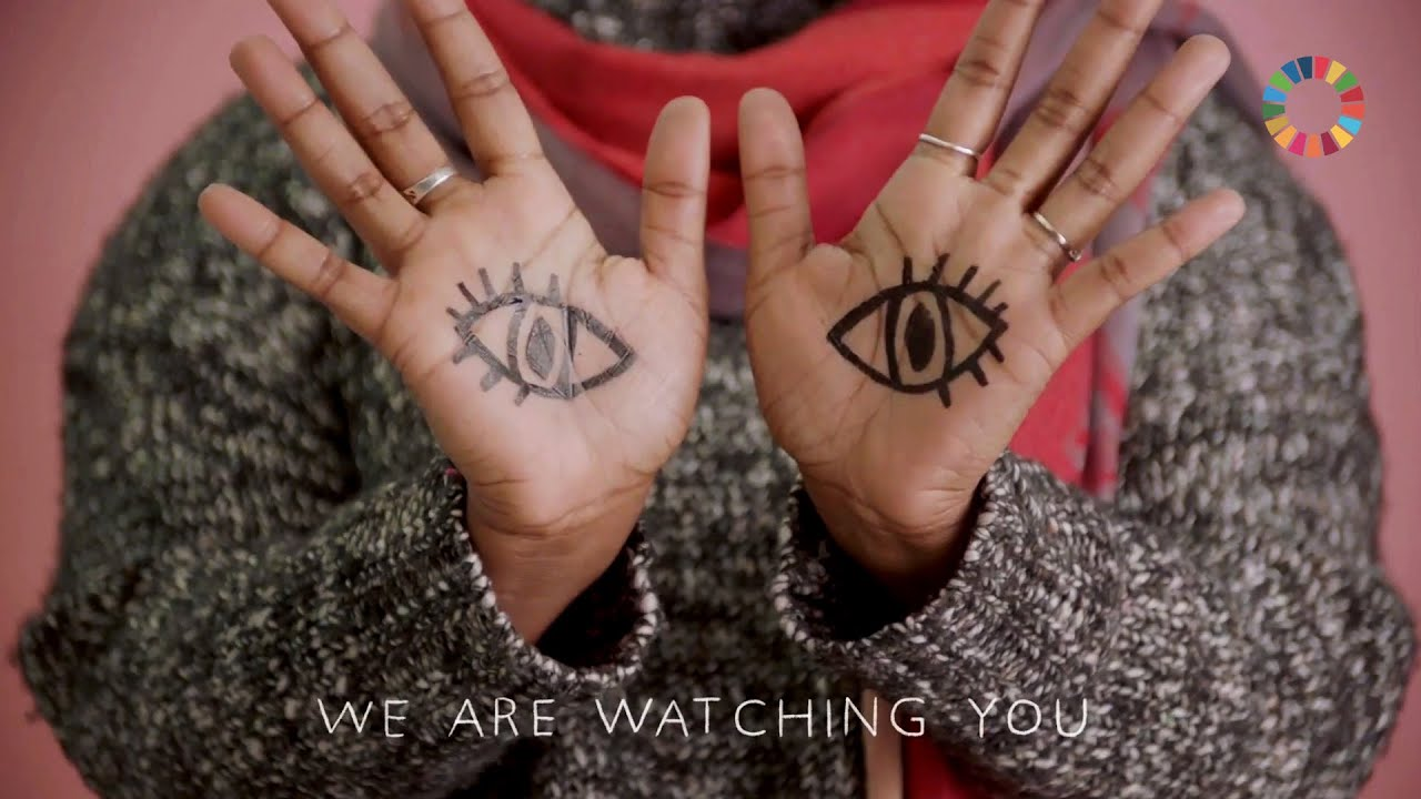 Download Dear World Leaders. We Are Watching You | Global Goals