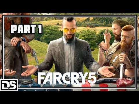 Far Cry 5 Gameplay German - Lets Play Far Cry 5 PS4 Deutsch Walkthrough DerSorbus