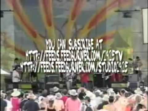 2425TV-Episode #4 - Quinto Sol at Reggae On The River