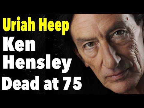 Ken Hensley, Songwriter, Keyboardist For Uriah Heep Dead at 75 indir