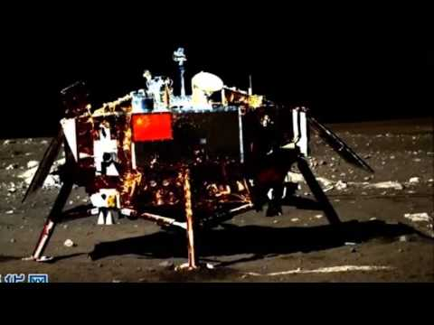 China's space agency last moon pics as they lose rover