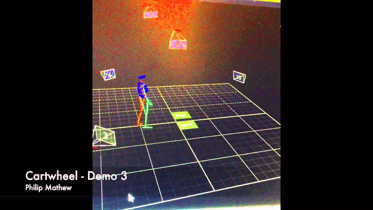 Biomechanics - Motion Capture Demo