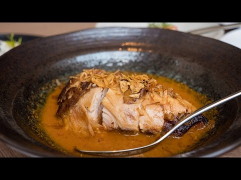 Best Fine Dining Thai Food In Bangkok — Paste Restaurant At Gaysorn!