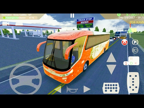 Heavy Bus Simulator - Android Gameplay FHD