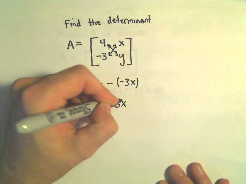 Determinants and Simplification of Determinants