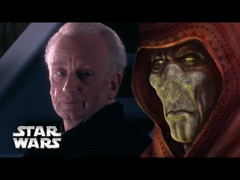 Everything We KNOW About Darth Plagueis in Star Wars Canon