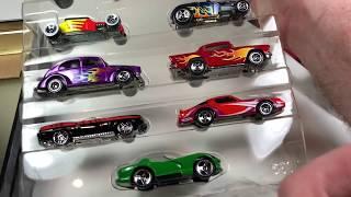 10 Car Tuesday - Hot Wheels Decades Ten Pack