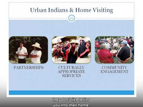 Meeting the Needs of American Indian and Alaska Native Families Living in Urban Areas