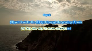 Gambar cover Drift Away by Dobie Gray play along with scrolling guitar chords and lyrics