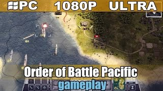 Order of Battle Pacific gameplay HD - Turn Based Strategy - [PC - 1080p]