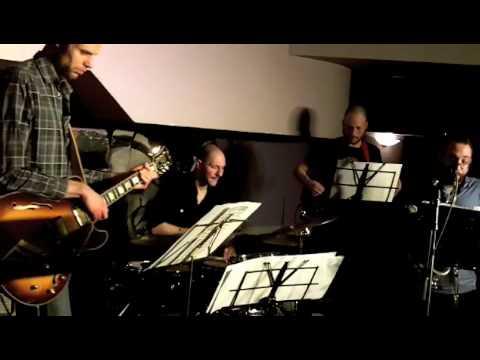"Pete Robbins's Trans-Atlantic Quartet - ""Hoi Polloi"""