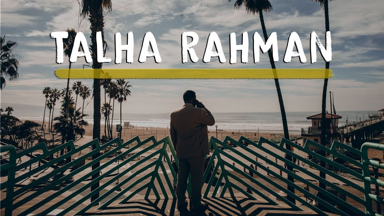 What's Your Why | Talha Rahman