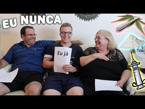 Download Youtube: TAG: EU JÁ,EU NUNCA !! (c/ OS MEUS PAIS!) [Pt.3]