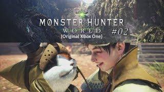 Monster Hunter World #02 - Schnuffel ist zurück (Original XBox One) ♥ Let