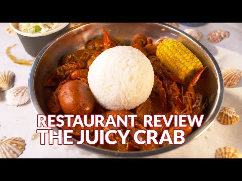 Restaurant Review - The Juicy Crab | Atlanta Eats