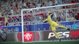 Pro Evolution Soccer 2014 - E3 2013 Trailer
