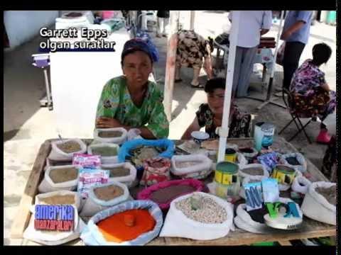 O'zbekistonning amerikalik shaydosi/Garrett Epps in Uzbekistan