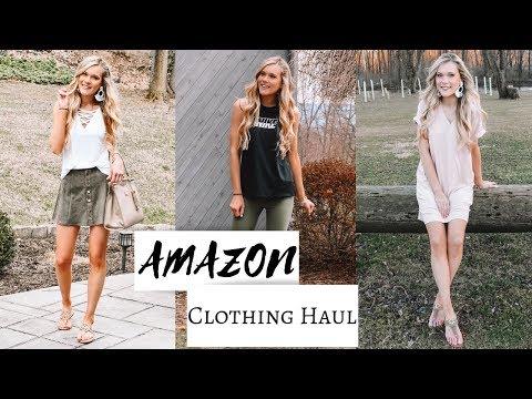 Amazon Try On Haul | Spring Outfits