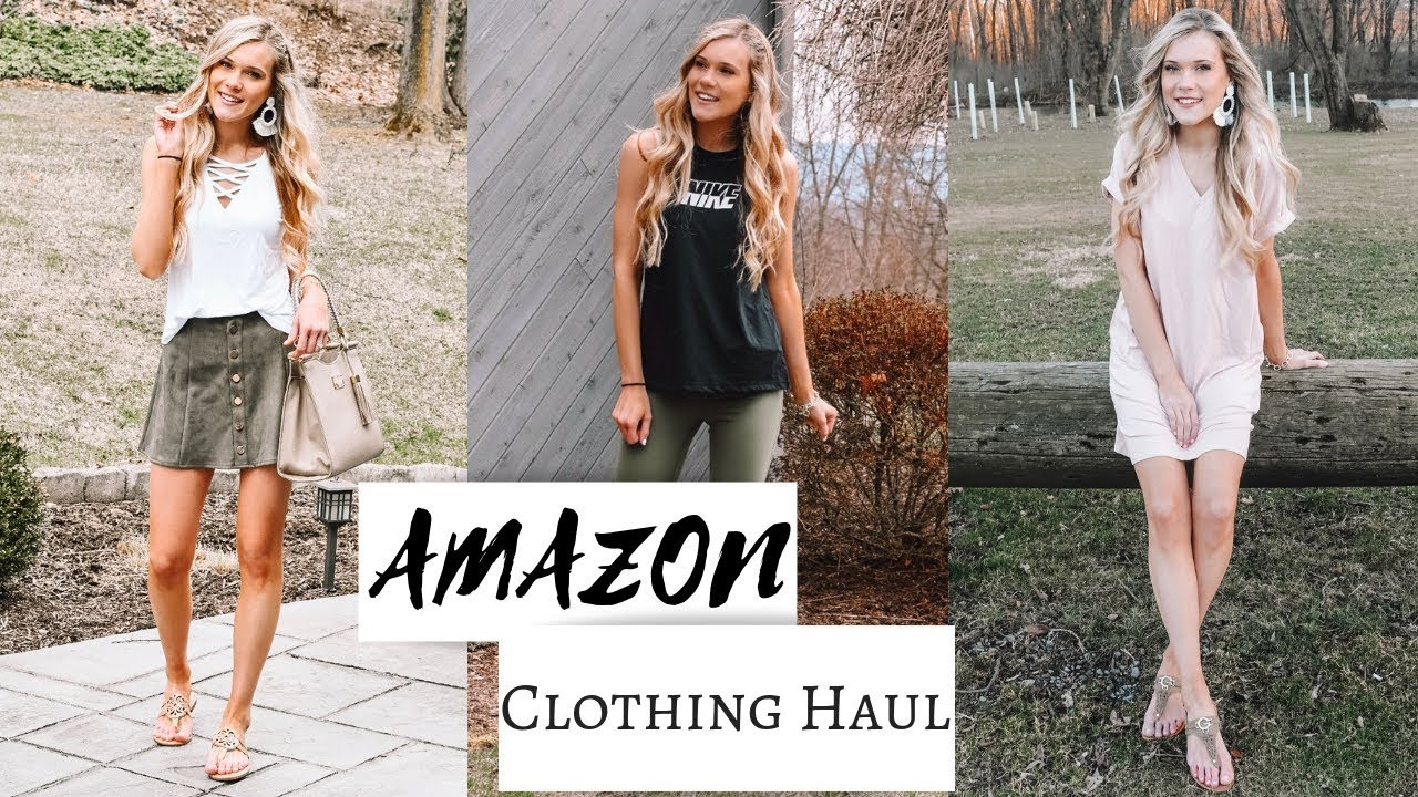 Amazon Try On Haul   Spring Outfits 7