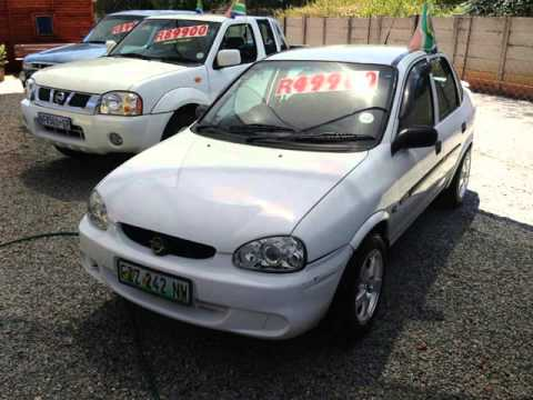 2002 opel corsa 1 6 classic auto for sale on auto trader south africa youtube. Black Bedroom Furniture Sets. Home Design Ideas