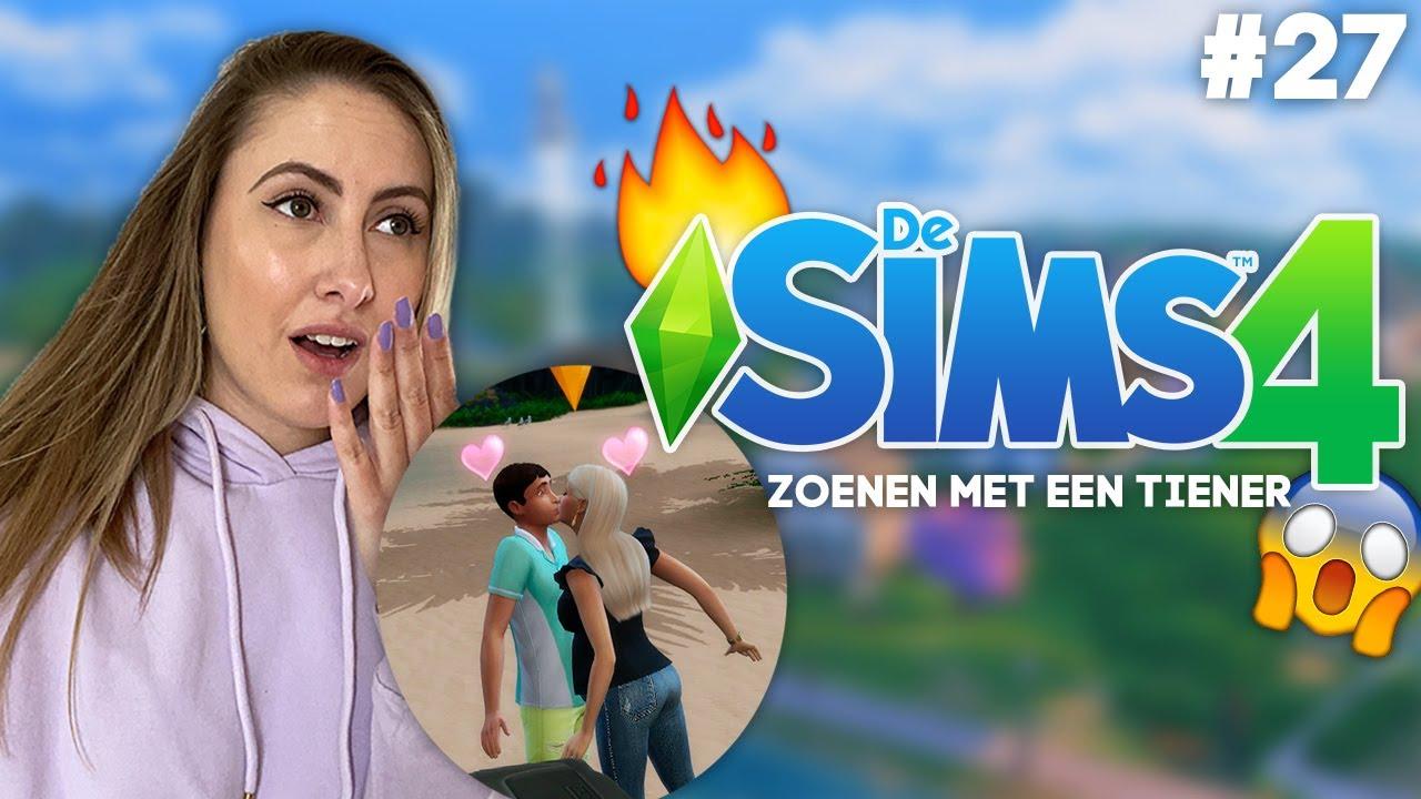 TIENERS kunnen nu ZWANGER worden! - De Sims 4
