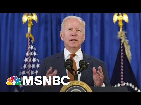 Biden Doesn't 'Have A Very Good Poker Face' On Infrastructure Negotiations