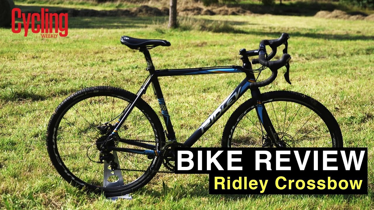 Review Ridley X Bow Cyclocross Bike Cycling Weekly Youtube
