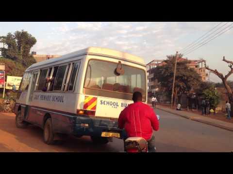 Kampala Street Scenes - November 2012