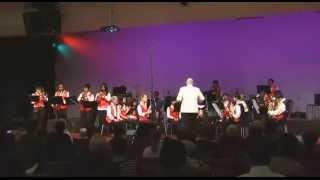 Barrelhouse blues - EASTERN STARS ANZAC DAY CONCERT 2013
