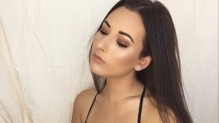 One Brand Makeup Tutorial | MAC
