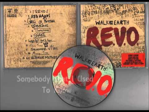 Album R.E.V.O Walk Off The Earth