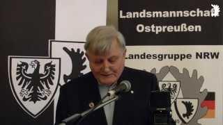 Hans Eifler: Preußen – ein Vorbild für Kultur und Lebensform