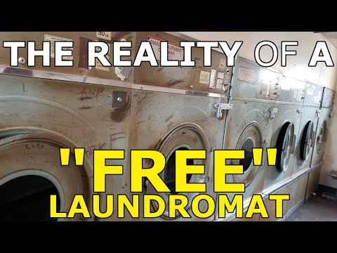 Buying A Laundromat For FREE? How's That Even Possible