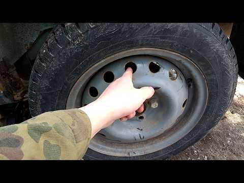 Как снять тормозной барабан на дэу нексия