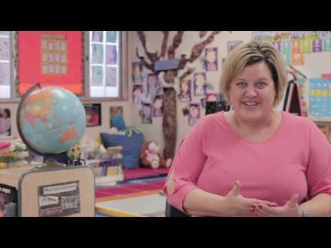 CJUSD Spotlight San Salvador Preschool Teacher Teresa Carpenter