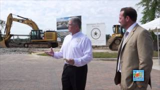 Valley Ranch Town Center Groundbreaking Ceremony