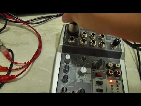 Review Behringer Xenyx Q502usb (indonesia)