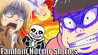 Some of the Worst Fandom Horror Stories Ever Vol. 2