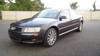 2004 Audi A8 L Start Up, Engine, and In Depth Tour