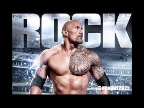 WWE The Rock Theme Song |