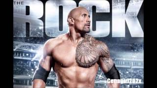 "WWE The Rock Theme Song | ""If You Smell What The Rock Is Cooking"""