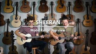 Sheeran Guitars by Lowden Review The Fellowship of Acoustics