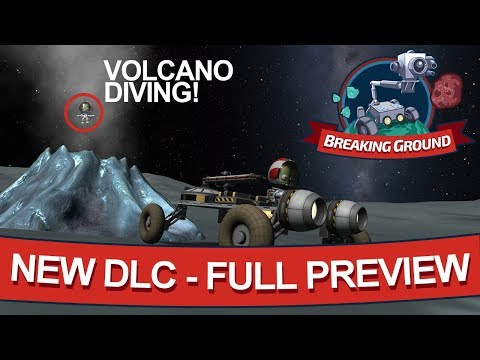 """""""Breaking Ground"""" - EVERYTHING YOU NEED TO KNOW - NEW KSP DLC"""