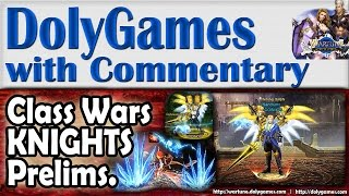 ➜ Wartune Gameplay Class Wars Preliminary Round Knights (24 Sep 2015) - Cosmos