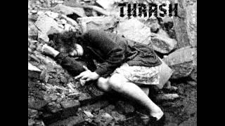 """Maximum Thrash - Split 7"""" w/ Gorgonized Dorks [2013]"""