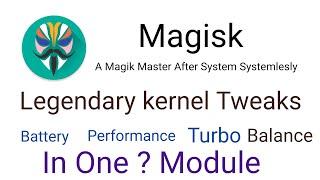 Categorias de vídeos Magisk modules
