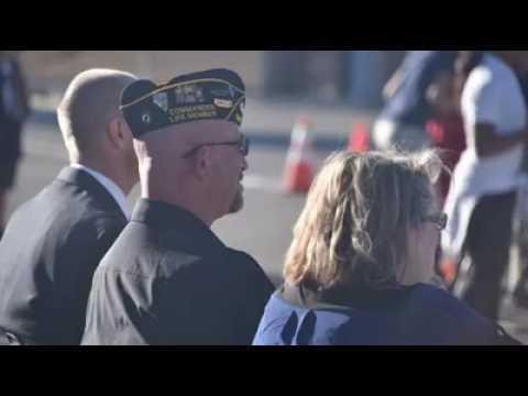ALA San Tan Valley Veterans Day 2016
