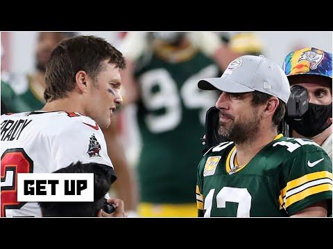 'We have to cherish' the Tom Brady vs. Aaron Rodgers NFC Championship Game - Ryan Clark | Get Up