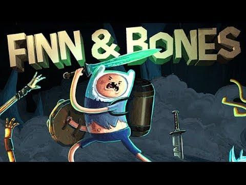 Adventure Time: Finn & Bones - Part 5 [Cartoon Network Games]